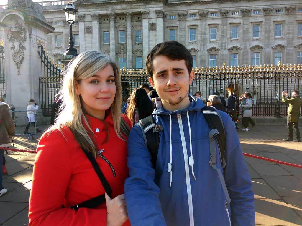 Procestujte s námi kus Londýna